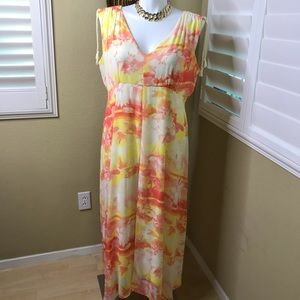 Lane Bryant Sleeveless Summer Dress